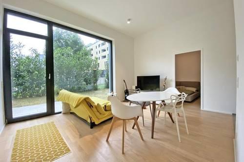 KAISERHOF 2 - Moderne 3 Zimmer-Gartenwohnung mit Küche in Bestlage - PROVISIONSFREI
