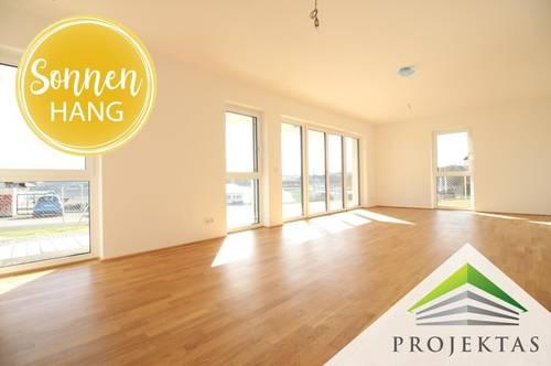 SONNENHANG   Strahlend schön wohnen! GARTEN - Wohnung in Unterweitersdorf! 360° Rundgang online!