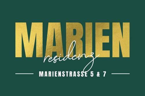 MARIENRESIDENZ - 2-Zimmer Neubauwohnung im Stadtzentrum!
