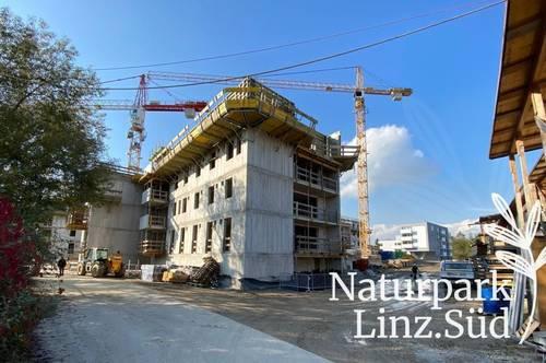 NATURPARK LINZ.SÜD | 3 Zimmer Neubauwohnung - Jetzt Beratungstermin vereinbaren!