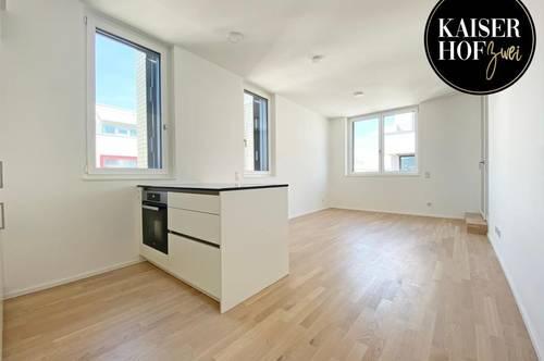 KAISERHOF 2   Provisionsfreie Wohnung mit Tischlerküche im Herzen der Stadt!