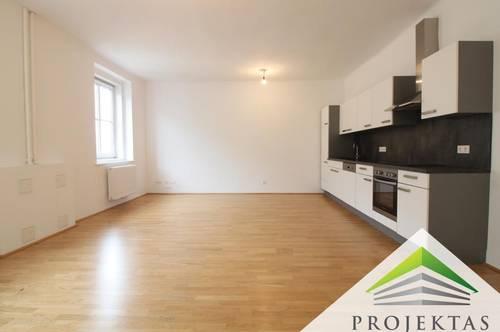 Perfekte 2 Zimmerwohnung mit toller Küche in der Innenstadt!
