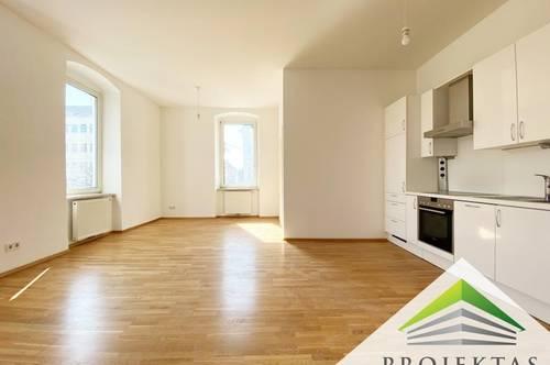 Ideale 2 Zimmer-Altbauwohnung mit Küche - Nähe Herz Jesu Kirche