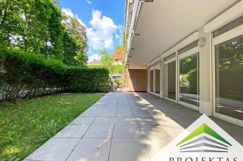 Sensationelle 5 Zimmer-Gartenwohnung mit Terrasse in 1A-Lage - Nähe Promenade