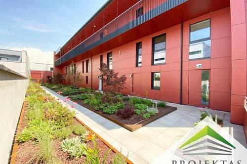 PROVISIONSFREI! CASA CARLONE - SMART & GREEN LIVING: Vollmöbierte Design-Wohnung in Linz - 360° Rundgang online!