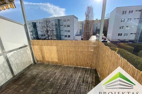 2 Zimmerwohnung in Urfahr mit Balkon und PKW-Stellplatz