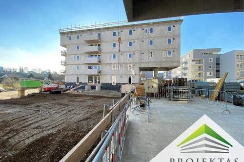 WOHNPARK LINZ.SÜD | Geförderte 2-Zimmer Neubauwohnung im Stadtteil Linz-Pichling!