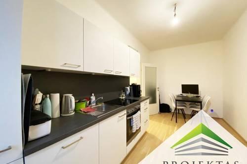 Kürzlich generalsanierte Wohnung am Fuße des Froschbergs - 2,5 Zimmerwohnung mit Küche