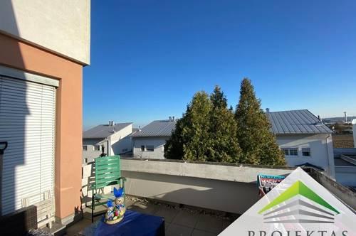 4 Zimmer Familienwohnung mit 2 Außenbereichen in Hörsching!
