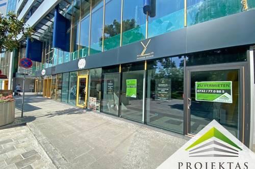 Großes Geschäftslokal mit Schaufensterfront direkt am Schillerpark!