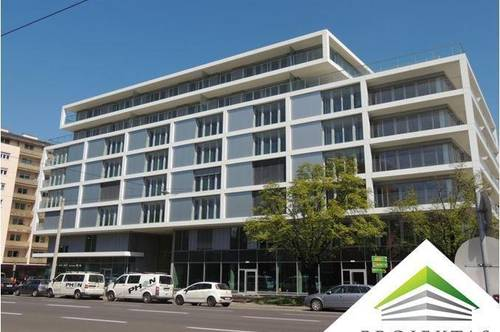 NEUBAU - Attraktive Büro-/Geschäftsfläche an der Wiener Straße