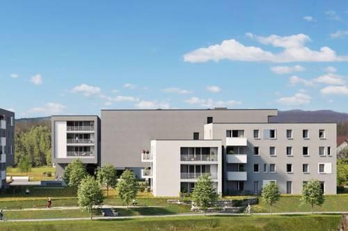 NATURPARK LINZ.SÜD | Zügiger Baufortschritt - 3 Zimmer Gartenwohnung im Stadtteil Linz-Pichling!
