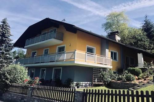 Gmünd Nähe: gepflegtes Einfamilienhaus in wunderschöner Aussichtslage!
