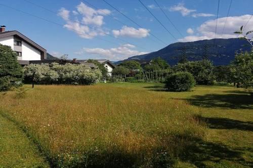 936 m² wunderschöner Bau und Gewerbegrund in bester Lage von Villach/Landskron!