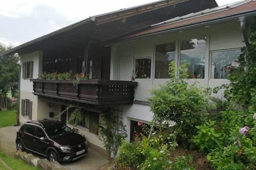 Sehr gepflegtes Haus mit wunderschönen Garten Nähe Spittal an der Drau!