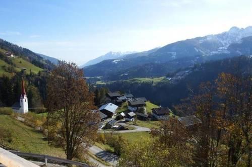 Große Landwirtschaft in Untertilliach / Osttirol