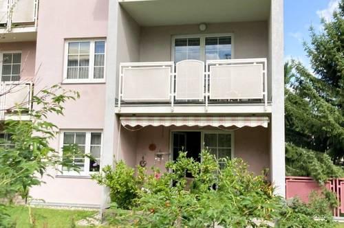 [05792] Wohnung mit Loggia in gepflegter ruhiger Wohnparkanlage