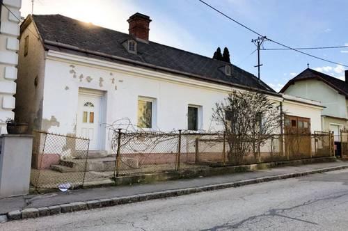 [05694] 3-Familien-Haus in ruhiger Zentrallage in Berndorf
