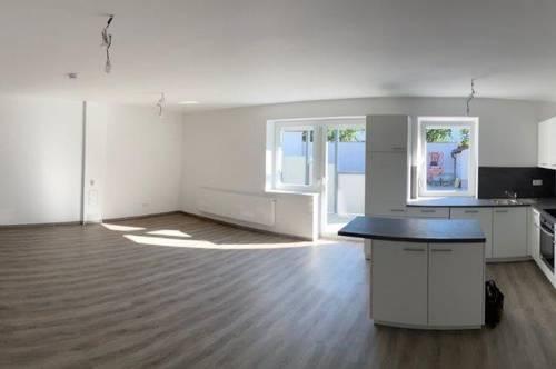 [05559] Renovierte 2-geschoßige Mietwohnung im Reihenhausflair