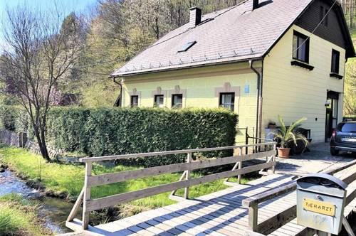 [05701] Großes gemütliches Einfamilienhaus in idyllischer Lage