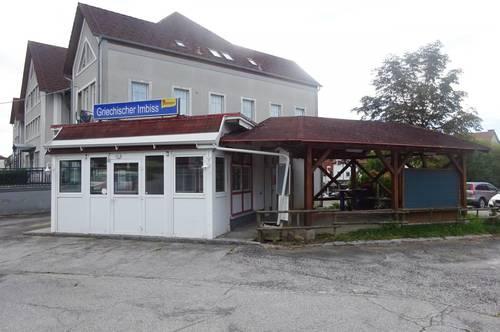 +Imbiss in Oberpullendorf an der B50+