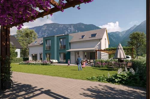 +Schlüsselfertiger hochqualitativer WOHNTRAUM zu kaufen! Doppelhaushälfte mit Blick auf die Karawanken, in Gallizien! Premium Plus+