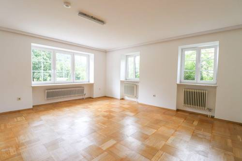Romantisches Wohnen in historischer Ischler-Villa