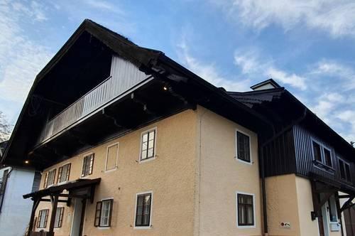 Salzburg Stadt Immobilien-Investment - teilsaniertes historisches Bauernhaus mit großzig. WE - optimale Preis-Leistungssituation derzeit 8 WE