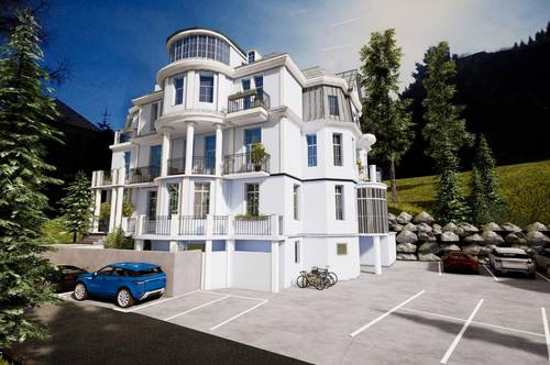 VILLA HISS: Gemütliche 2-Zimmer-Wohnung in Bad Gastein