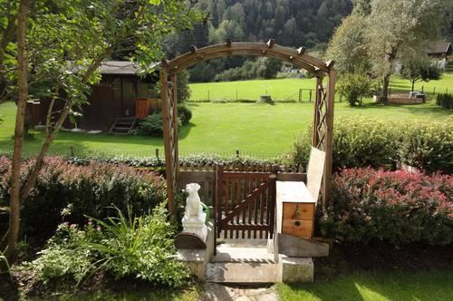 Landhaus-zurück zur Natur-Dorfurlaub in der Nockregion