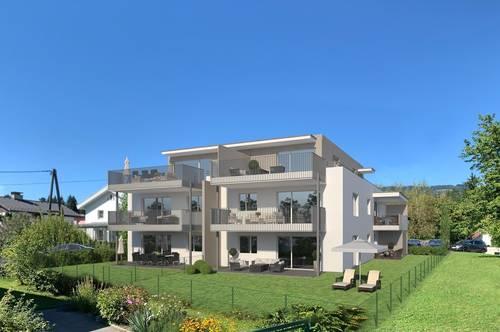 Wohnen fürs Leben / St.Martin: Neubau 3-Zimmer-Dachterrassenwohnung mit ca. 85m²
