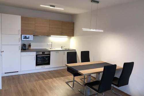 Voll eingerichtete 2-Zimmer Mietwohnung in Villach-Auen - Infineon