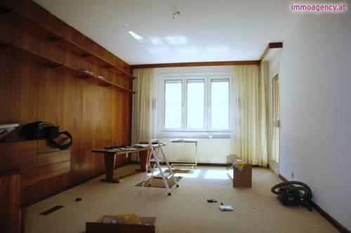 Familienwohnung mit Loggia in guter Lage