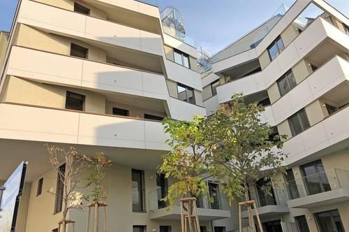 CG 8 - Wohnen im Cottageviertel! ERSTBEZUG Whg. mit Balkon!