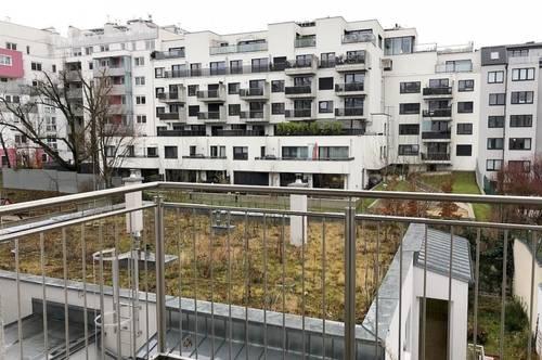 Hofruhelage - 50m2 NEUBAU Whg. mit Balkon!