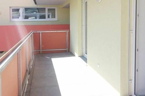 Großer Südbalkon - 2 Zimmer - Wohnung - ERSTBEZUG schlüsselfertig - nahe Fußgängerzone und Landesklinikum im Zentrum von Wiener Neustadt