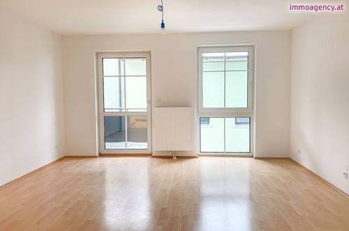 3 Zimmer Neubauwohnung mit Balkon inkl. KFZ Stellplatz