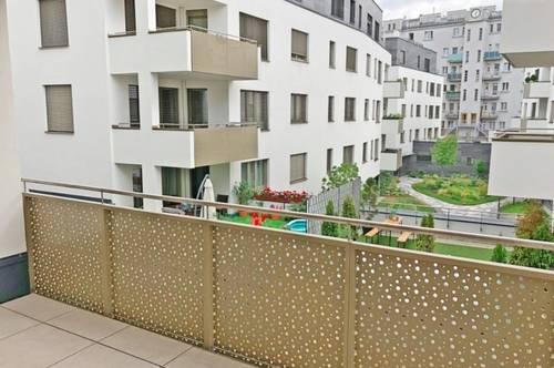 Goldegg Gardens - 120m2 4-Zimmer-Whg. mit Südbalkon!