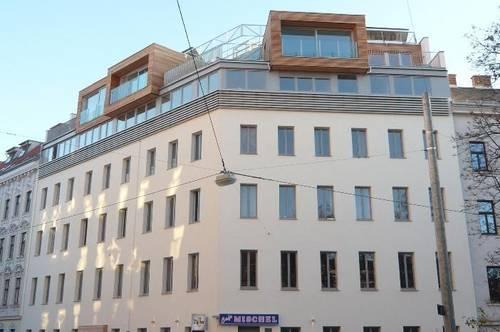 HOLZ-WERK: Kompakte 2-Zimmerwohnung, Nähe U3