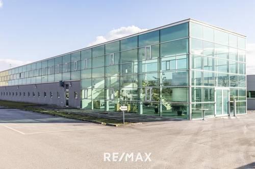 Modernes und attraktives Bürogebäude
