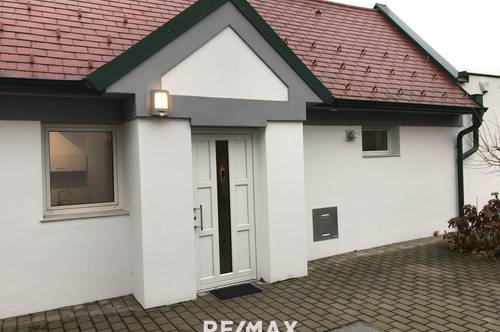 Ebenerdige Wohnung mit Terrasse