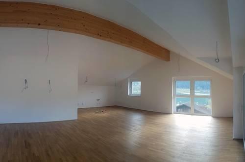 Große Dachgeschoßwohnung mit Seeblick in Thiersee Nähe Kufstein zu mieten