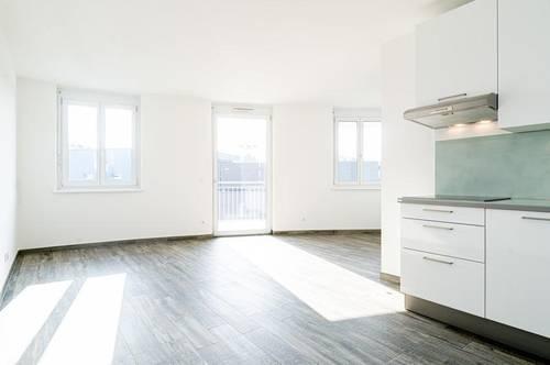 2 Zimmer Wohnoase zur unbefristeten Miete nahe Prater - unmöbliert