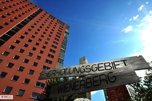 ABENDROT Wohnung++NEU am Wienerberg++ Morgenkaffee genießen, mit weitem Blick, über den Wiener Dächern++ 3 bzw. 4-Zimmerwohnung mit Süd-Westseitiger Loggia am Rande des Erholungsgebietes Wienerberg++