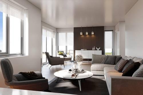 ++Fertigstellung Herbst 2021++ Ideal aufgeteilte 4-5 Zimmer Doppelhaushälfte im Zentrum Parndorfs