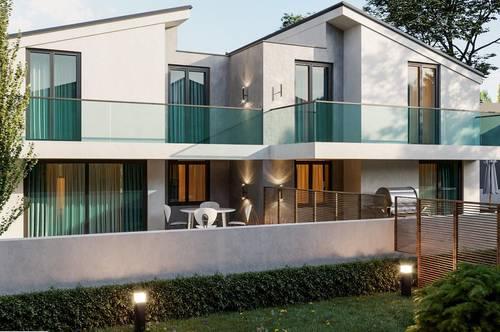 ++NEU++ Ideal aufgeteilte 4-5 Zimmer Doppelhaushälfte im Zentrum Parndorfs