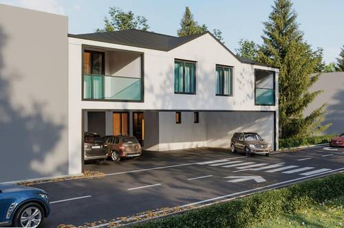 ++WOW++ Belagsfertige 5-6 Zimmer Doppelhaushälfte im Zentrum Parndorfs samt SW Garten!
