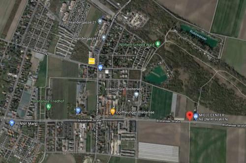 Grundstück mit Altbestand - Bebauung für Eigenheim oder 3 Reihenhäuser möglich!