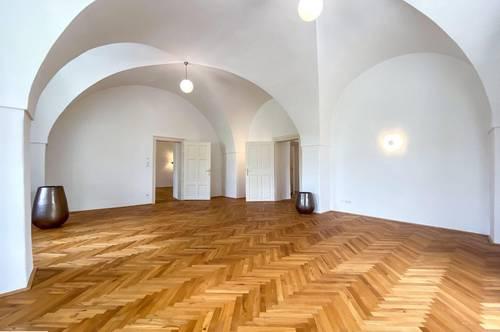 NEU ++WOHNEN WIE IM MÄRCHEN – HISTORISCHE ALTBAUWOHNUNG MIT TOP GRUNDRISS – Miete in 3400 Klosterneuburg ++ PROVISIONSFREI FÜR DEN MIETER ++