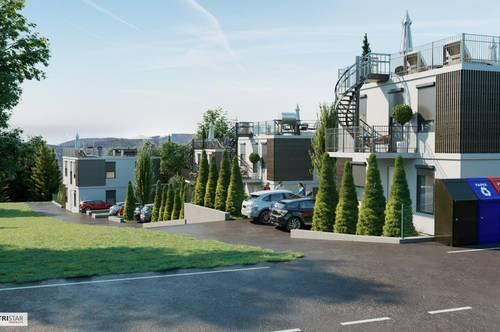 ++NEU++ Ca 20 Minuten von Wien entfernt!! Ihr perfekt aufgeteiltes Einfamilienhaus mit Dachterrasse!! (HINTERSDORF) +PROVISIONSFREI+